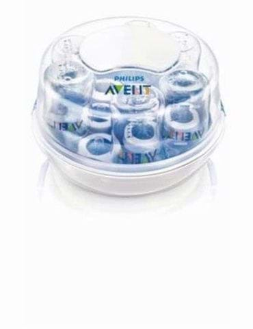 Philips Avent Express Microwave Sterilizer - part - 1 - mumpa