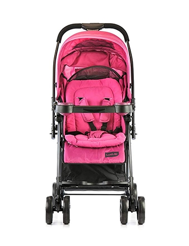 Luvlap Joy Baby Stroller Purple - part - 1 - mumpa