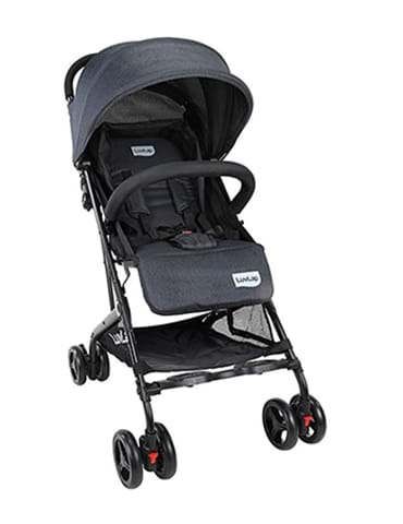 LuvLap Baby New Sports Stroller - Black