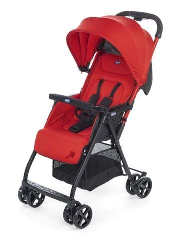 Chicco Red Color Ohlala Stroller