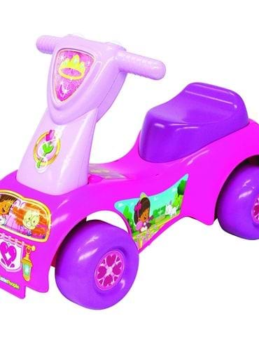 Fisher-Price Little People Push N Scoot Princess Baby Girl Ride On - part - 1 - mumpa