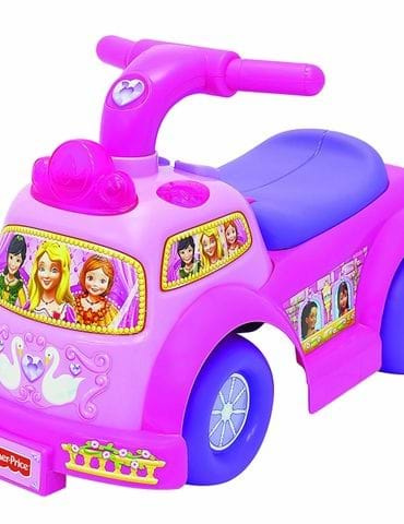 Fisher-Price Little People Lil Princess Ride On - part - 1 - mumpa