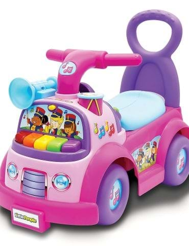 Toy Cars for Toddlers Fisher Price Little People Music Parade Ride On - part - 1 - mumpa