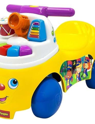 Fisher-Price Little People Melody Maker Baby Ride On Toys - part - 1 - mumpa