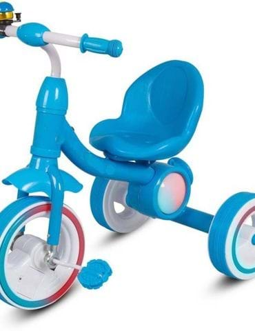 STEPUPP BABY TRICYCLE MUSICAL AND LIGHTING - part - 1 - mumpa