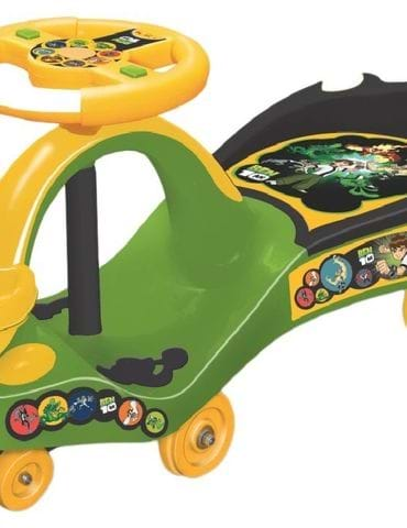 Toyzone Eco Ben10 Baby Magic Car Multi Color - part - 1 - mumpa
