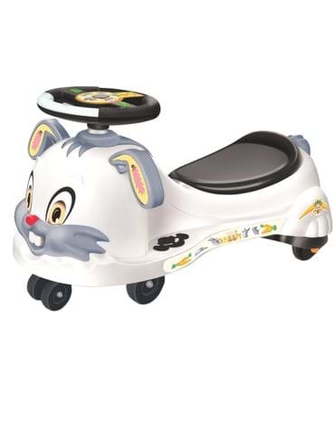 Baby Play Car Toyzone Rabbit Magic Car Multi Color - part - 1 - mumpa