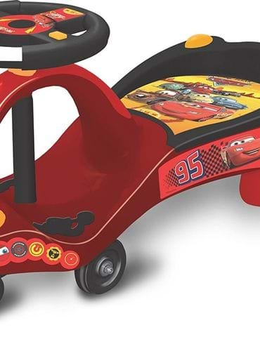 Toyzone Eco Disney Cars Magic Car - part - 1 - mumpa