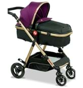 Fisher-Price Hiker Luxury Stroller Cum Pram