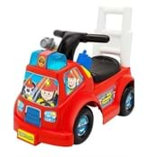 Baby Rider, Fisher-Price Little People Fire Truck Ride On