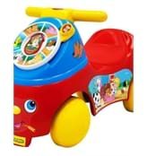 Toy Car for Kids Fisher-Price Little People See N Say Farm Ride On