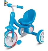 STEPUPP BABY TRICYCLE MUSICAL AND LIGHTING