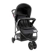 Luvlap Orbit Baby Stroller  Black