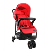 Luvlap Orbit Baby Stroller  Red