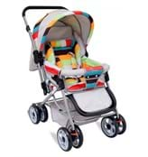 R for Rabbit Lollipop Pram