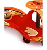 Toyzone Chotta Bheem Deluxe Magic Car for Kids