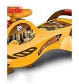 TOYZONE Ben10 City Free Wheel Magic Car for Child