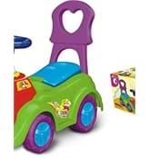 Toyzone Doggy Rider Action Cars for Kids
