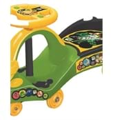 Toyzone Eco Ben10 Baby Magic Car Multi Color